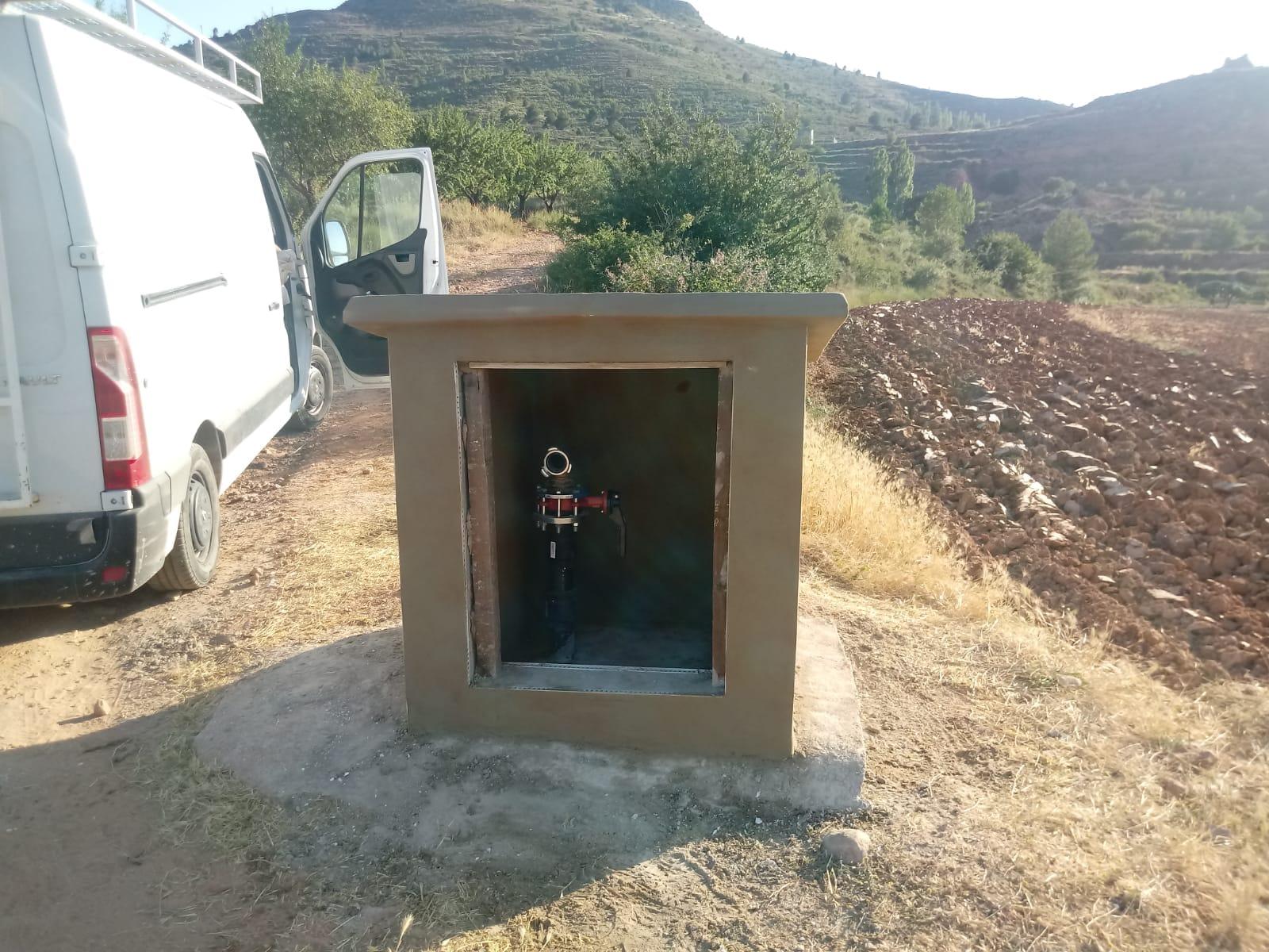 Hidrantes Alpuente