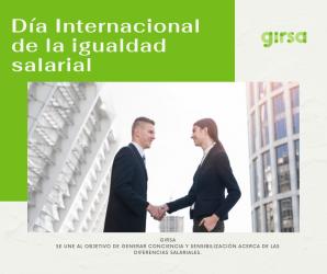 Girsa - Igualdad salarial