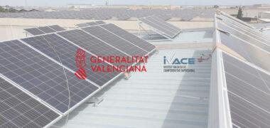 Instalación fotovoltaica GIRSA Picassent